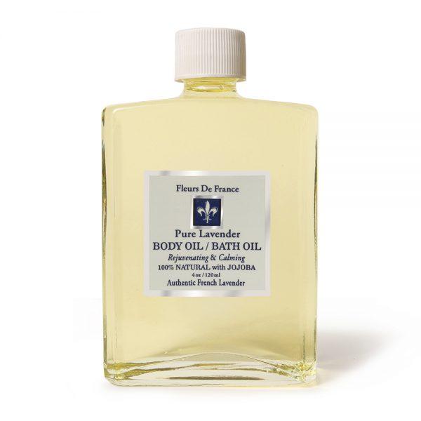 ULTIMATE LAVENDER BODY OIL / BATH OIL (massage oil)