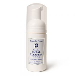Gentle Lavender Foaming Deep Pore Cleanser (sulfate free)