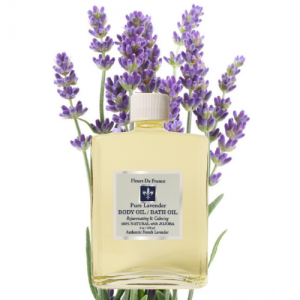 ULTIMATE LAVENDER BODY OIL / BATH OIL (massage oil)