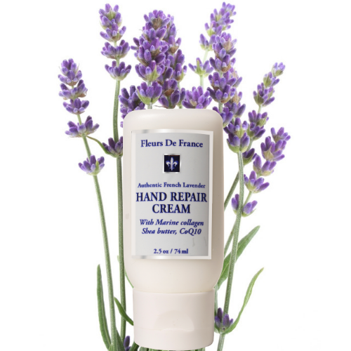 Lavender Hand Repair Cream 2.5 oz